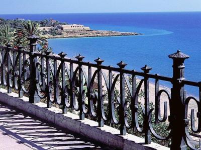 Vista dos arredores Loca��o Apartamentos 97617 Tarragona