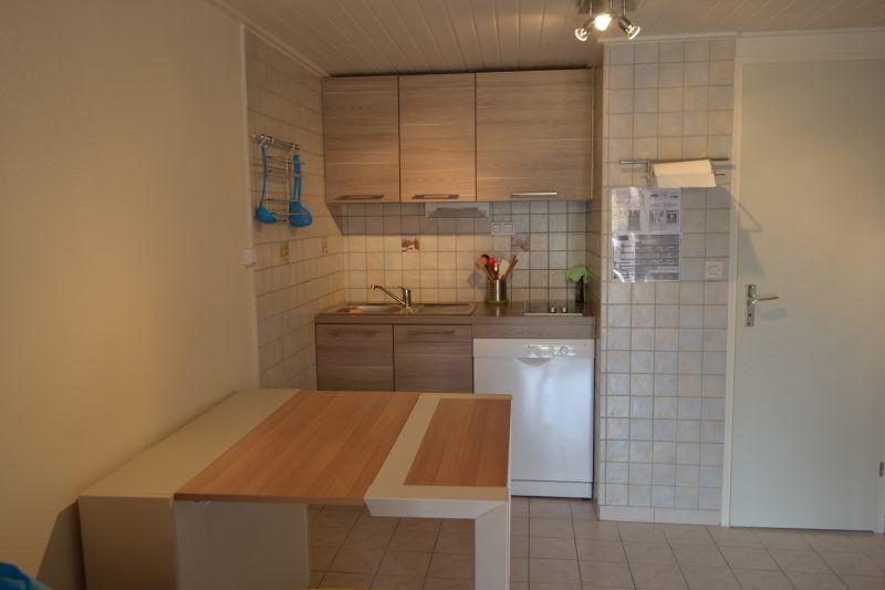 Canto cozinha Locação Casa 104263 Valras-Praia