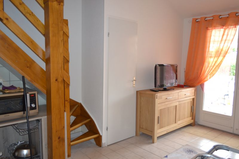 Sala de estar Locação Casa 104263 Valras-Praia
