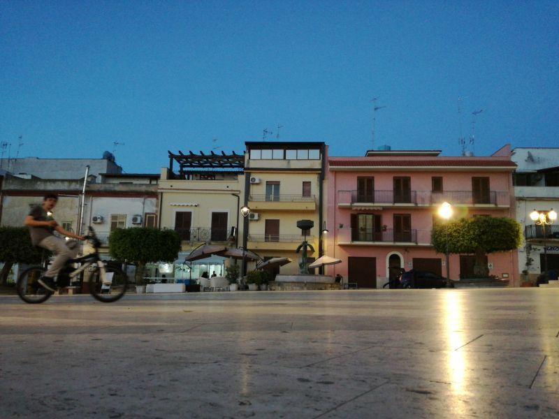 Vista desde do alojamento Locação Apartamentos 106370 Balestrate