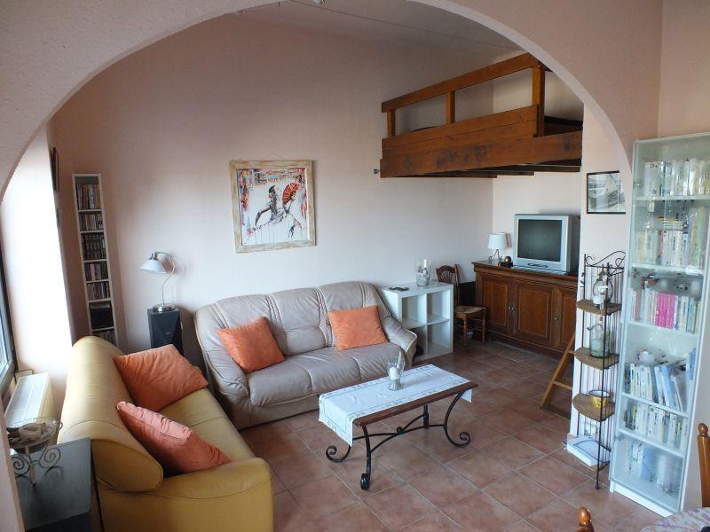 Sala de estar Locação Apartamentos 108260 Le Grau du Roi