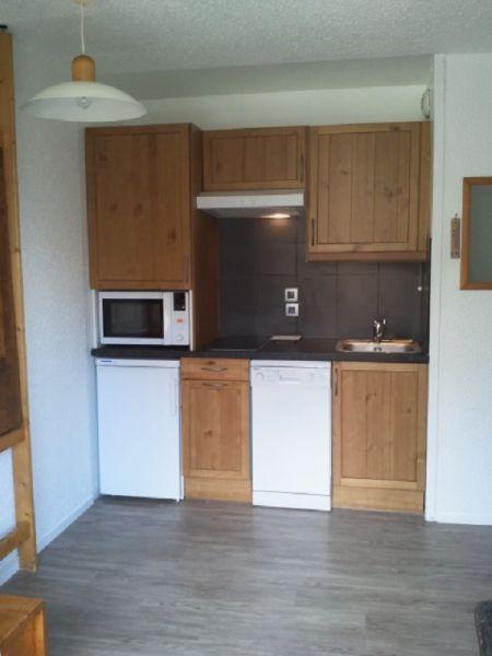 Canto cozinha Locação Apartamentos 111889 Les Menuires