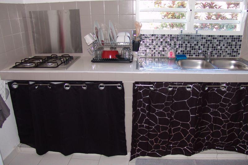Canto cozinha Locação Apartamentos 117365 Goyave