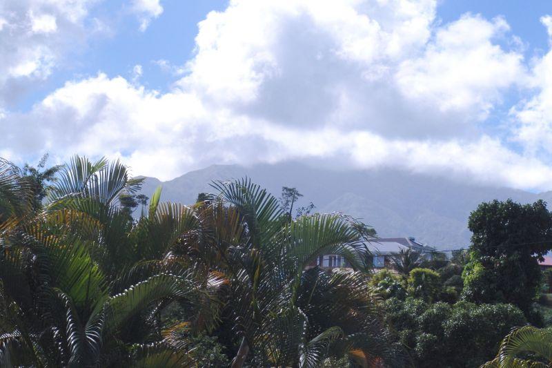 Vista dos arredores Locação Apartamentos 117365 Goyave