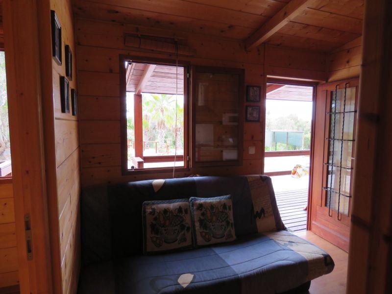 Sala de estar Locação Casa 75803 Lagoa