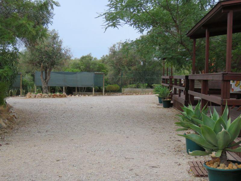 Parque de estacionamento Locação Casa 75803 Lagoa