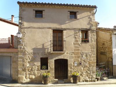 Vista exterior do alojamento Locação Casa de turismo rural/Casa de campo 75993 Alquézar