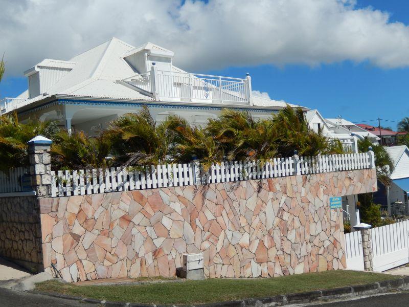Vista exterior do alojamento Locação Apartamentos 82066 Saint Francois