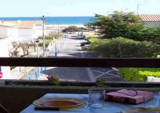 vista da varanda Locação Estúdio 10498 Saint Pierre la Mer