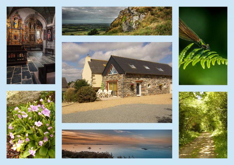 Locação Casa de turismo rural/Casa de campo 13634 Morlaix