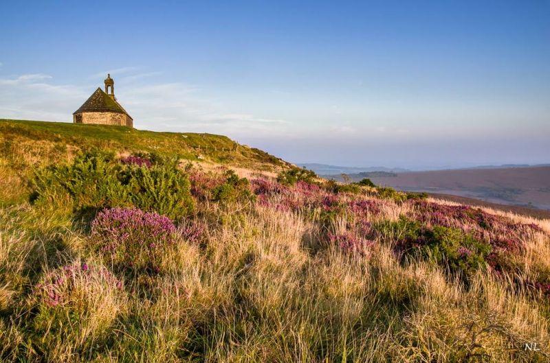 Vista dos arredores Locação Casa de turismo rural/Casa de campo 13634 Morlaix