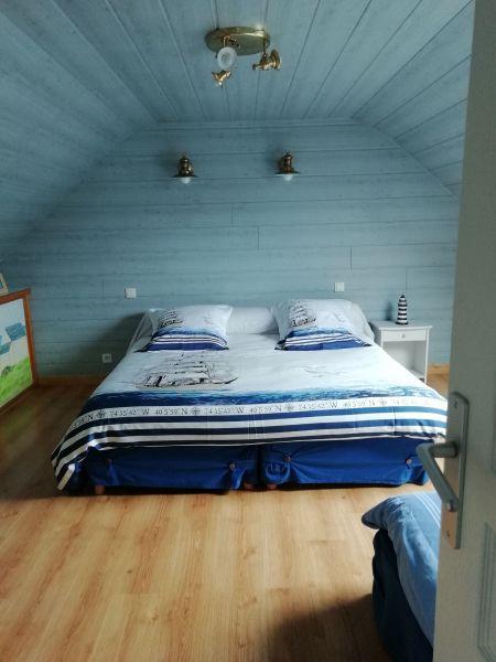 quarto 2 Locação Casa de turismo rural/Casa de campo 13634 Morlaix