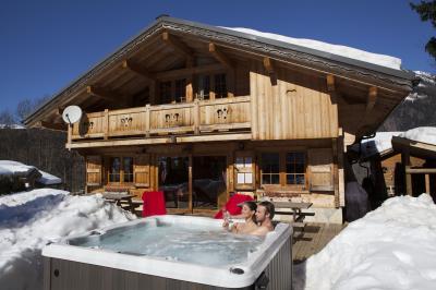 Vista exterior do alojamento Loca��o Chal� 1412 Chamonix Mont-Blanc