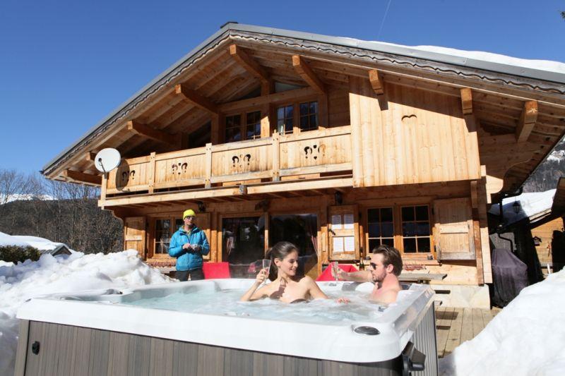 Terraço Locação Chalé 1412 Chamonix Mont-Blanc