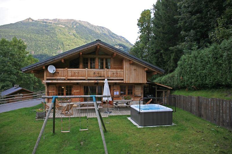 Jardim Locação Chalé 1412 Chamonix Mont-Blanc