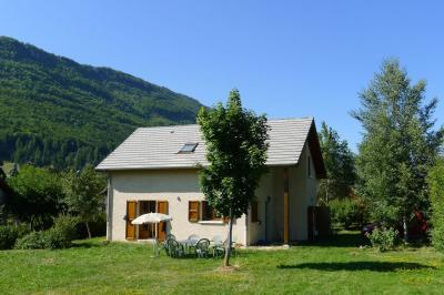 Vista exterior do alojamento Loca��o Casa 1429 Lans en Vercors