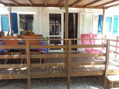 Locação Mobil Home 14536 Vias Praia