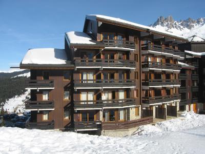 Vista exterior do alojamento Locação Apartamentos 15232 Méribel