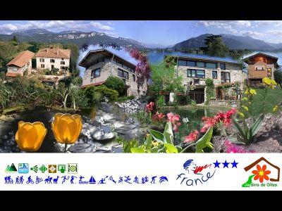 Vista exterior do alojamento Loca��o Casa de turismo rural/Casa de campo 16078 Grenoble