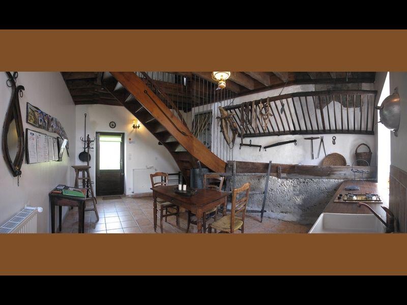 Entrada Locação Casa de turismo rural/Casa de campo 16078 Grenoble