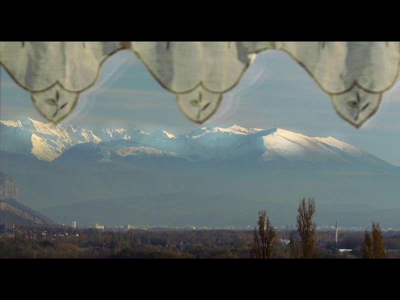 Vista desde do alojamento Locação Casa de turismo rural/Casa de campo 16078 Grenoble