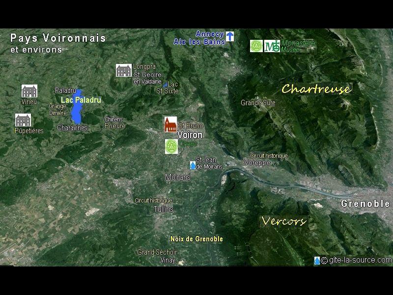 Outras Locação Casa de turismo rural/Casa de campo 16078 Grenoble