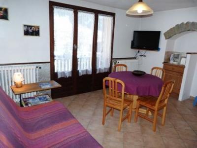 Sala de estar Loca��o Apartamentos 16983 Pralognan la Vanoise