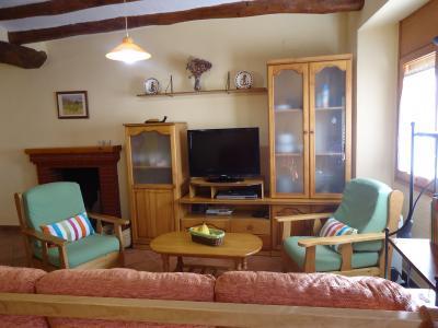 Sala de estar Loca��o Casa de turismo rural/Casa de campo 17009 Barcelona