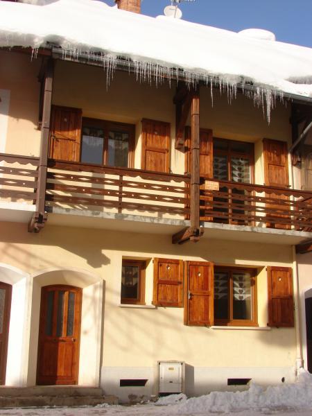 Vista exterior do alojamento Locação Casa 17180 Montgenevre