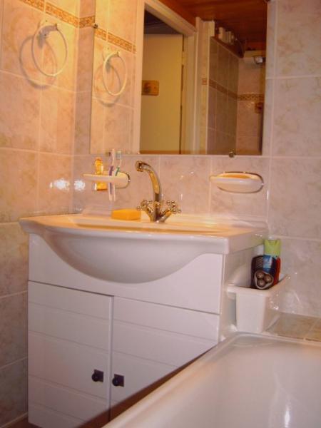 casa de banho Locação Estúdio 1724 Les Menuires