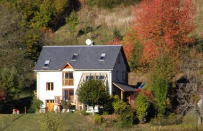 Vista exterior do alojamento Loca��o Casa 17916 Saint Lary Soulan