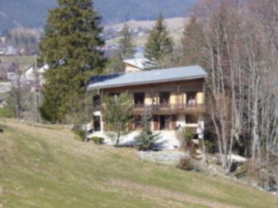 Vista exterior do alojamento Loca��o Casa de turismo rural/Casa de campo 19078 Villard de Lans - Corren�on en Vercors