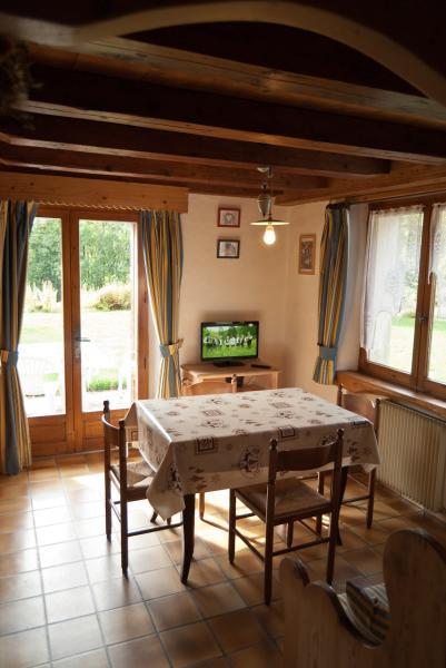 Sala de estar Locação Apartamentos 19683 Megève