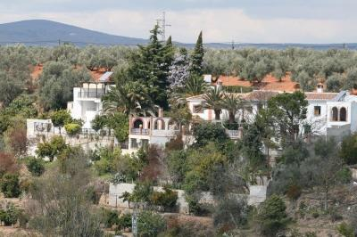 Vista exterior do alojamento Loca��o Casa de turismo rural/Casa de campo 19837 Granada
