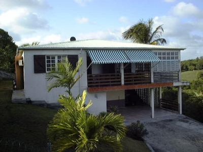 Vista exterior do alojamento Loca��o Casa de turismo rural/Casa de campo 20729 Sainte Anne (Guadalupe)