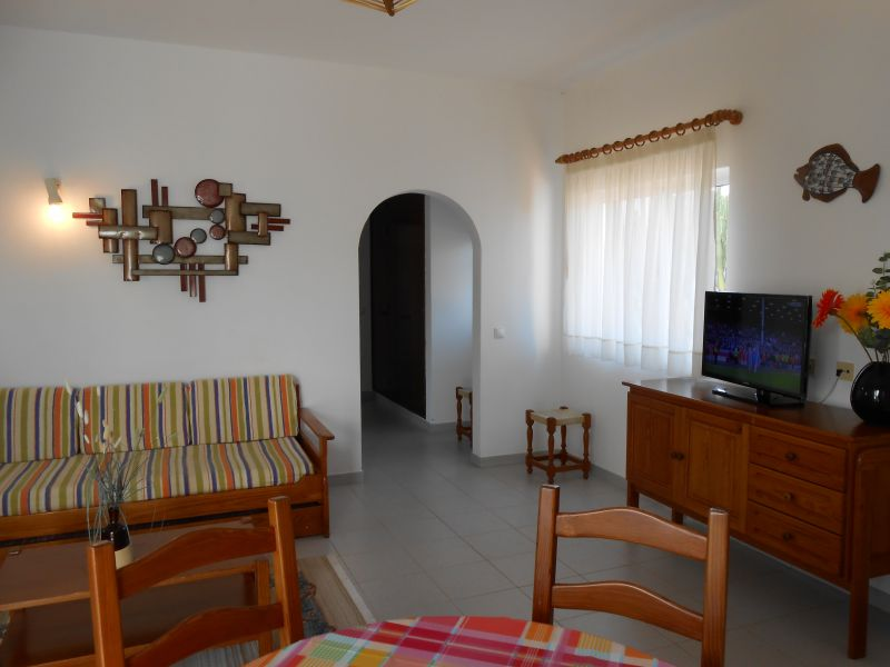 Sala de estar Locação Apartamentos 21335 Lagos