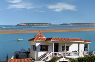 Vista desde do alojamento Loca��o Vivenda 23490 Oualidia