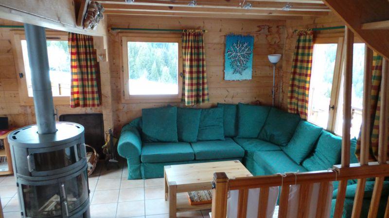 Sala Locação Chalé 2379 Praz de Lys Sommand