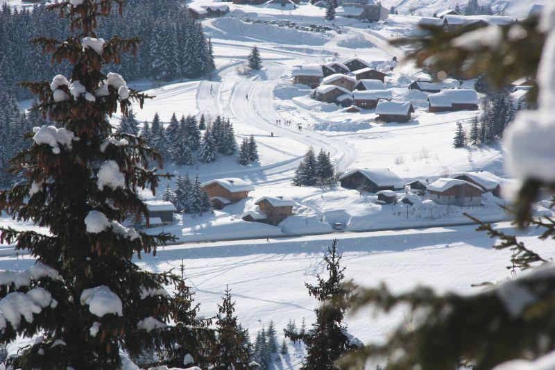 Vista exterior do alojamento Locação Chalé 2379 Praz de Lys Sommand