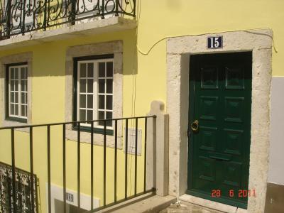 Vista do terra�o Loca��o Est�dio 23997 Lisboa