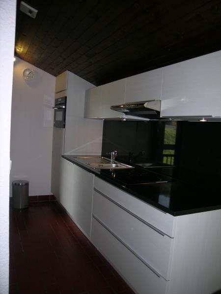 Cozinha independente Locação Apartamentos 2553 Saint Gervais Mont-Blanc