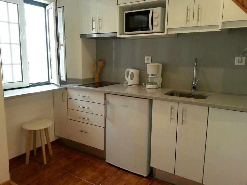 Cozinha de verão Locação Apartamentos 26404 Lisboa