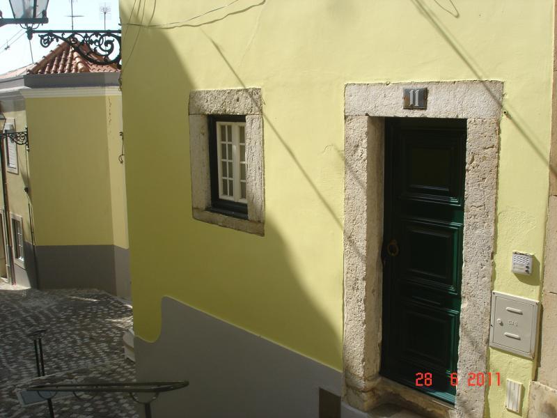 Entrada Locação Apartamentos 26404 Lisboa