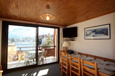Sala de estar Locação Apartamentos 26960 Les 2 Alpes