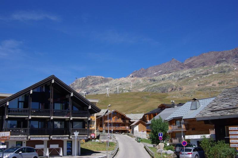 Vista exterior do alojamento Locação Apartamentos 27 Alpe d'Huez