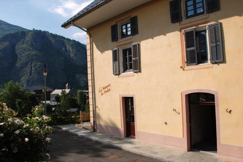 Vista exterior do alojamento Locação Apartamentos 27146 Valloire