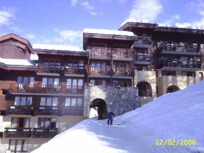 Vista exterior do alojamento Loca��o Apartamentos 27357 Montchavin les Coches