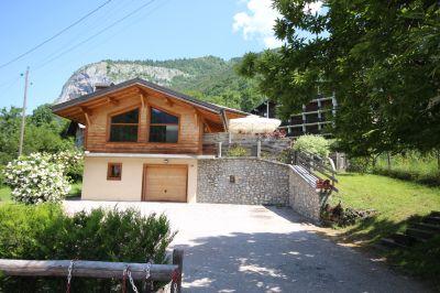 Vista exterior do alojamento Loca��o Chal� 27503 Saint Jean d'Aulps- La Grande Terche