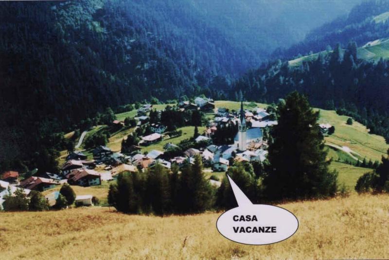 Locação Apartamentos 28148 Selva di Cadore