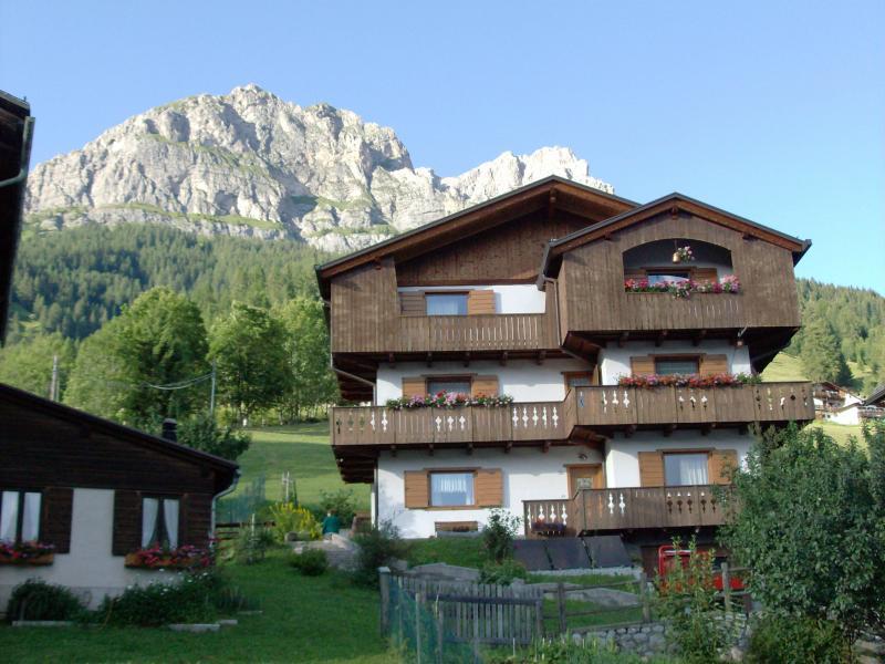 Vista exterior do alojamento Locação Apartamentos 28148 Selva di Cadore